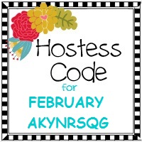 February 2017 hostess code