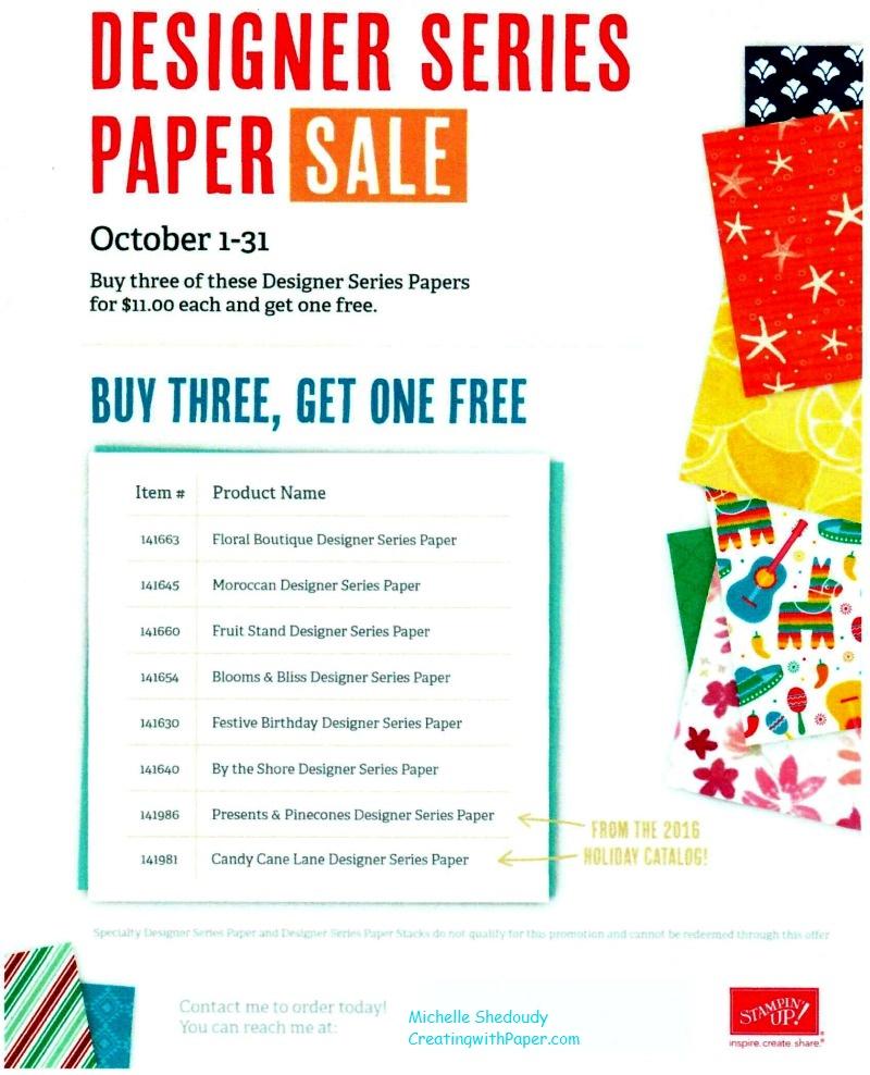 SU paper sale