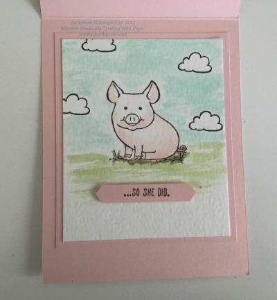 Piggy b