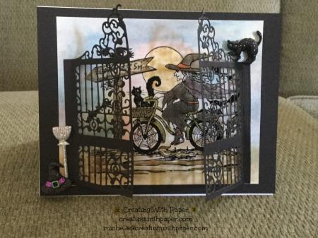 Cathy gate card 1