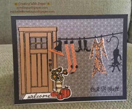 Cathy clothesline