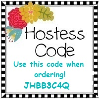 Sale November 2018 Hostess Code